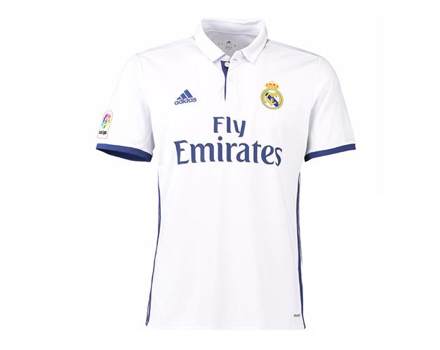 Prepárate para el Clásico  Camiseta del Real Madrid 2016 17 con el 40% de  descuento. c5bad51616952