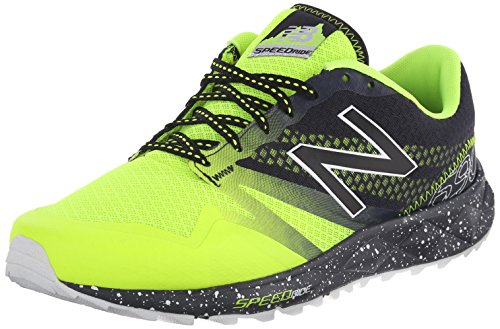 bed67ed7be40 New Balance MT690 Trail Running Fitness - Zapatillas de deporte para hombre,  color amarillo,