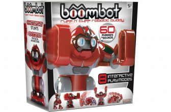Boombot Robot humanoide
