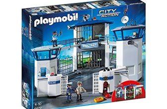 Comisaría de policía Playmobil