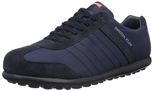 Camper Chasis, Zapatos de Cordones Oxford Para Hombre, Marrón (Medium Brown 210), 45 EU