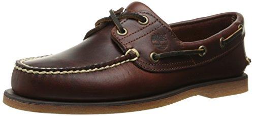Timberland Gateway Pier Sensorflex, Zapatos de Cordones Oxford para Hombre, Negro (Jet Black Canvas 015), 43 EU