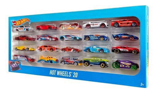 Hot Wheels pack 20