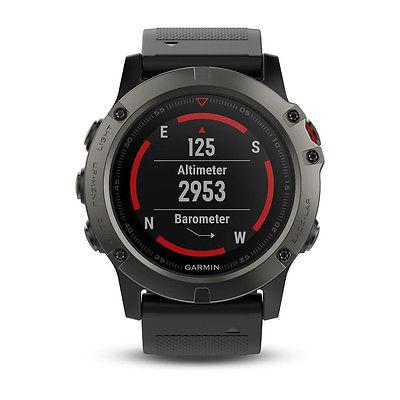 Garmin Fenix 5X GPS Reloj multideporte al precio de 329 € 0139e6844f310