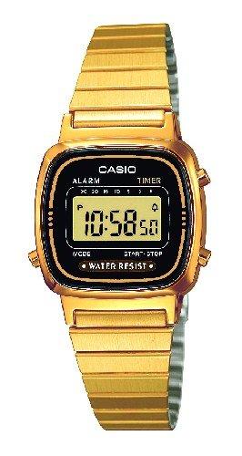 39fbda4d5ac Chollo!! Reloj Mujer Correa Acero Inoxidable Casio por 23